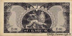 100 Dollars ÉTHIOPIE  1966 P.29a TTB+