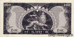 100 Dollars ÉTHIOPIE  1966 P.29a SUP