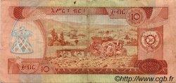 10 Birr ÉTHIOPIE  1976 P.32b pr.TTB
