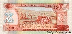 10 Birr ÉTHIOPIE  1991 P.43a NEUF