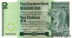 10 Dollars HONG KONG  1980 P.077 NEUF