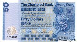 50 Dollars HONG KONG  1982 P.078b pr.NEUF