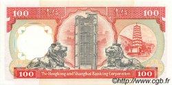 100 Dollars HONG KONG  1992 P.198d NEUF