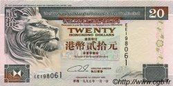 20 Dollars HONG KONG  1995 P.201b pr.NEUF