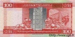 100 Dollars HONG KONG  1994 P.203a SUP