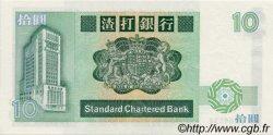 10 Dollars HONG KONG  1985 P.278a NEUF