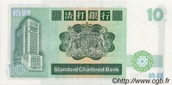 10 Dollars HONG KONG  1987 P.278b NEUF