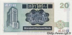 20 Dollars HONG KONG  1985 P.279a NEUF