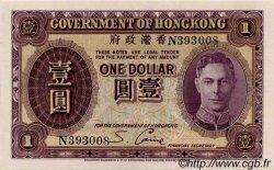 1 Dollar HONG KONG  1936 P.312 SUP à SPL