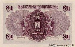 1 Dollar HONG KONG  1936 P.312 SUP+