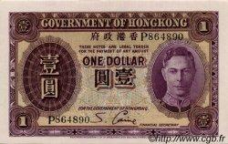 1 Dollar HONG KONG  1936 P.312 pr.SPL