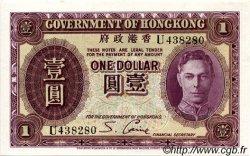 1 Dollar HONG KONG  1936 P.312 SUP