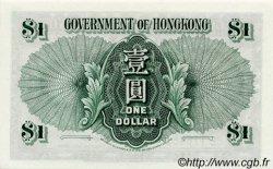 1 Dollar HONG KONG  1959 P.324Ab NEUF