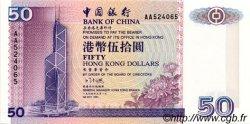 50 Dollars HONG KONG  1994 P.330 NEUF