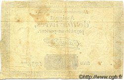 10 Livres FRANCE  1791 Laf.146 TTB