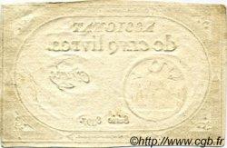 5 Livres FRANCE  1793 Laf.171 SUP à SPL