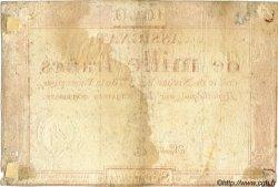 1000 Francs FRANCE  1795 Laf.175 TB+