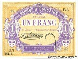 1 Franc FRANCE régionalisme et divers  1870 BPM.070.39 NEUF