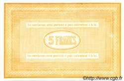 5 Francs FRANCE régionalisme et divers  1870 BPM.070.40 SPL