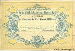 20 Francs FRANCE régionalisme et divers  1870 BPM.070.40 SUP