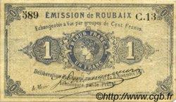 1 Franc FRANCE régionalisme et divers  1871 BPM.076.52 TB+