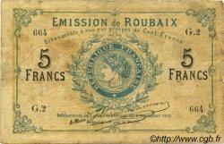 5 Francs FRANCE régionalisme et divers  1871 BPM.076.52 TB