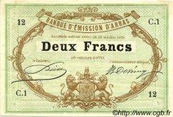 2 Francs FRANCE régionalisme et divers  1870 BPM.082.01 SUP
