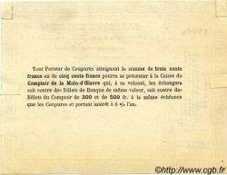 20 Francs FRANCE régionalisme et divers ELBEUF 1870 JER.76.09E SUP