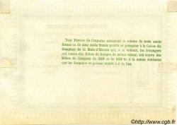 50 Francs FRANCE régionalisme et divers ELBEUF 1870 JER.76.09F SPL