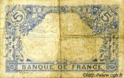 5 Francs BLEU FRANCE  1917 F.02.47 TB