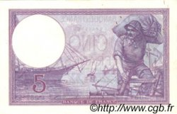 5 Francs VIOLET FRANCE  1918 F.03.02 SUP