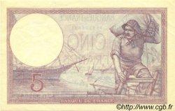5 Francs VIOLET FRANCE  1929 F.03.13 SPL