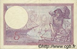 5 Francs VIOLET FRANCE  1932 F.03.16 pr.SUP