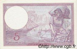 5 Francs VIOLET modifié FRANCE  1940 F.04.15 pr.NEUF