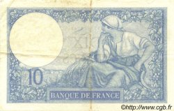 10 Francs MINERVE FRANCE  1928 F.06.13 TTB+