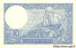 10 Francs MINERVE FRANCE  1928 F.06.13 SUP+