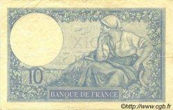 10 Francs MINERVE FRANCE  1931 F.06.15