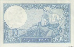 10 Francs MINERVE FRANCE  1932 F.06.16 SPL