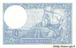 10 Francs MINERVE FRANCE  1937 F.06.18 pr.NEUF