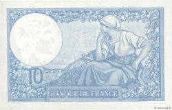 10 Francs MINERVE modifié FRANCE  1939 F.07.08 SUP