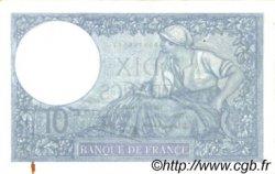 10 Francs MINERVE modifié FRANCE  1940 F.07.21 SPL