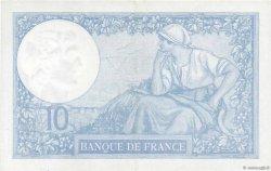 10 Francs MINERVE modifié FRANCE  1941 F.07.26 SPL