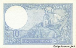 10 Francs MINERVE modifié FRANCE  1941 F.07.26 pr.SPL