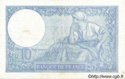 10 Francs MINERVE modifié FRANCE  1941 F.07.27 SUP+