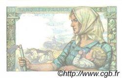 10 Francs MINEUR FRANCE  1942 F.08.03 NEUF