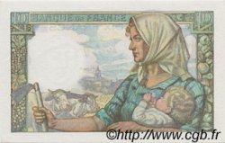 10 Francs MINEUR FRANCE  1942 F.08.05 pr.NEUF