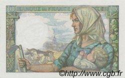10 Francs MINEUR FRANCE  1942 F.08.05 SPL