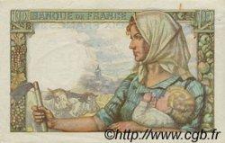 10 Francs MINEUR FRANCE  1942 F.08.06 pr.SUP