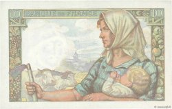 10 Francs MINEUR FRANCE  1942 F.08.06 SUP+