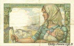 10 Francs MINEUR FRANCE  1944 F.08.12 pr.SUP